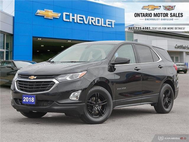 2018 Chevrolet Equinox 1LT (Stk: 539793A) in Oshawa - Image 1 of 35