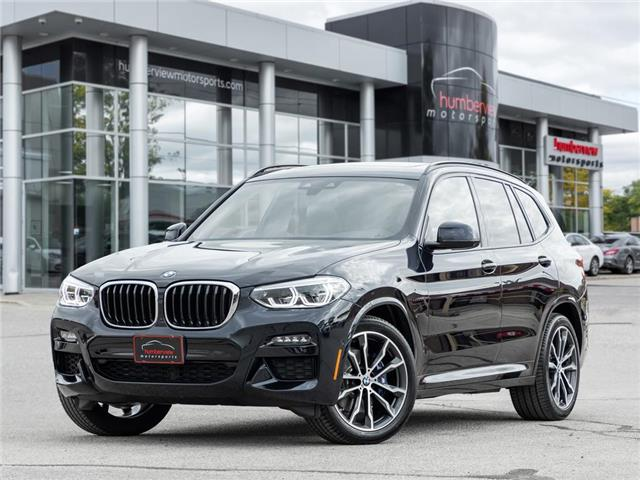 2021 BMW X3 xDrive30i (Stk: 78208) in Mississauga - Image 1 of 25