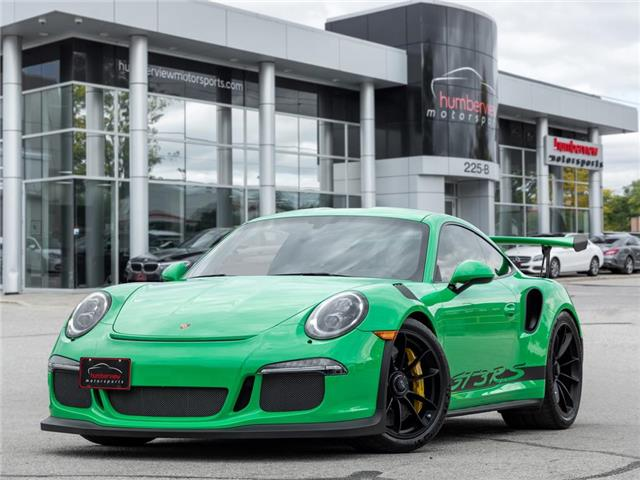 2016 Porsche 911 GT3 RS (Stk: 92592) in Mississauga - Image 1 of 31