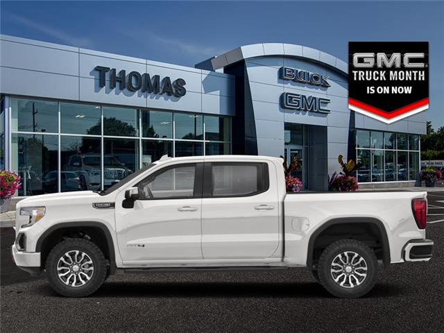 2021 GMC Sierra 1500 AT4 (Stk: T48012) in Cobourg - Image 1 of 1