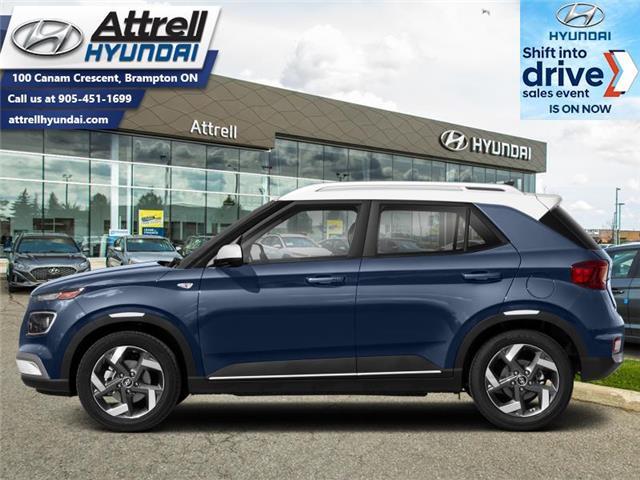 2021 Hyundai Venue Ultimate Denim (Stk: 37440) in Brampton - Image 1 of 1