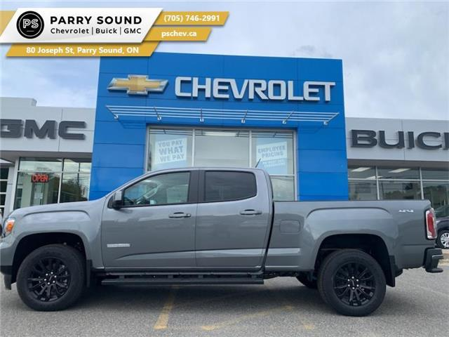 2021 GMC Canyon Elevation (Stk: 21-173) in Parry Sound - Image 1 of 21