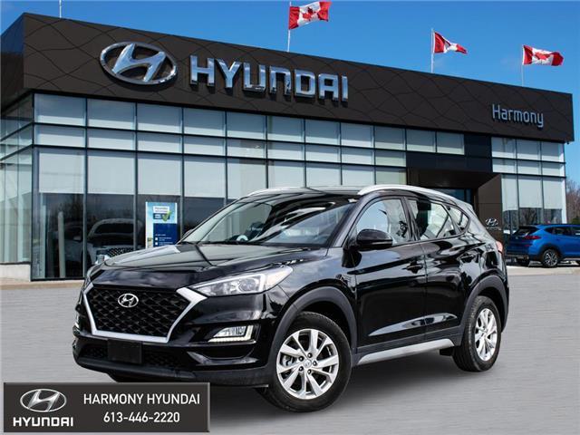 2019 Hyundai Tucson Preferred (Stk: P858A) in Rockland - Image 1 of 27
