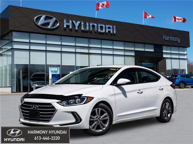 2017 Hyundai Elantra GL (Stk: 21180A) in Rockland - Image 1 of 10