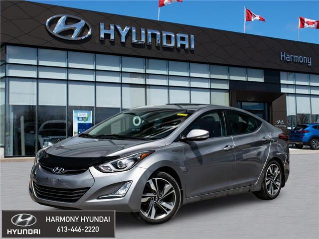 2014 Hyundai Elantra Limited (Stk: 21229A) in Rockland - Image 1 of 29