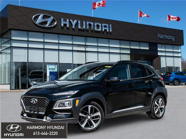 2018 Hyundai Kona 1.6T Ultimate (Stk: p880a) in Rockland - Image 1 of 28