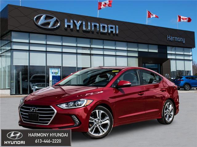 2017 Hyundai Elantra GLS (Stk: 21240A) in Rockland - Image 1 of 9