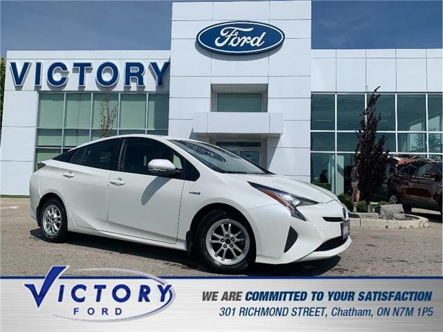 2016 Toyota Prius Base (Stk: V6623A) in Chatham - Image 1 of 25