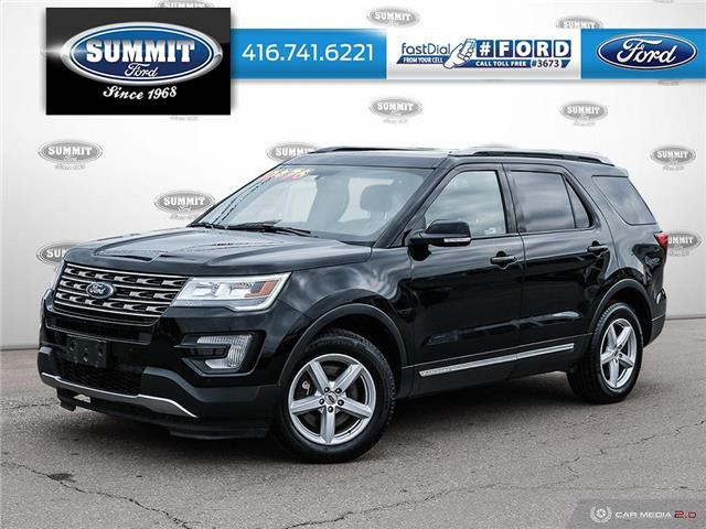 2017 Ford Explorer XLT (Stk: 21T8491A) in Toronto - Image 1 of 28