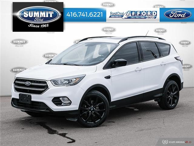 2017 Ford Escape SE (Stk: P22180) in Toronto - Image 1 of 27