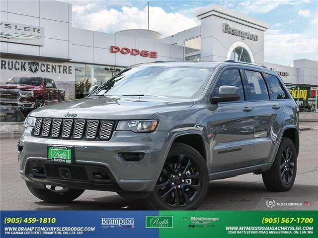 2021 Jeep Grand Cherokee Laredo (Stk: 21591A) in Brampton - Image 1 of 30