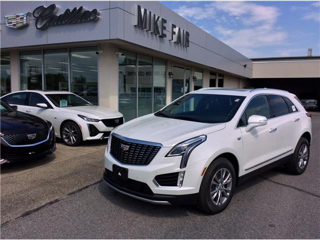 2021 Cadillac XT5 Premium Luxury (Stk: 21283) in Smiths Falls - Image 1 of 13