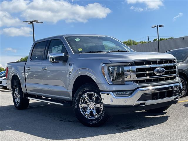 2021 Ford F-150 Lariat (Stk: 21T400) in Midland - Image 1 of 18