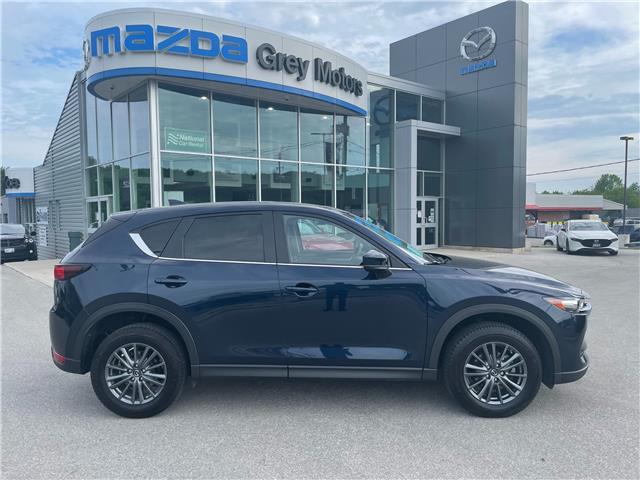2019 Mazda CX-5 GS (Stk: 21062A) in Owen Sound - Image 1 of 21