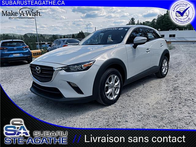 2019 Mazda CX-3 GS (Stk: 21-0940B) in Sainte-Agathe-des-Monts - Image 1 of 21