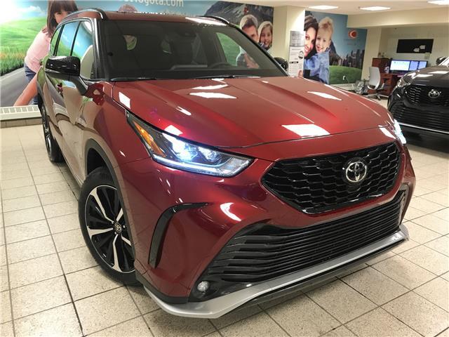 2021 Toyota Highlander XSE (Stk: 211153) in Calgary - Image 1 of 24