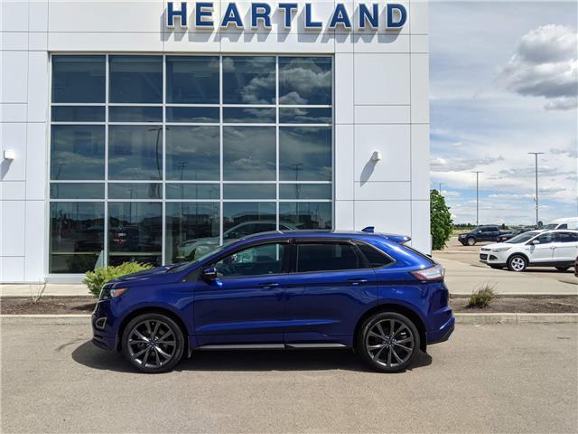 2015 Ford Edge Sport (Stk: MEP009B) in Fort Saskatchewan - Image 1 of 34