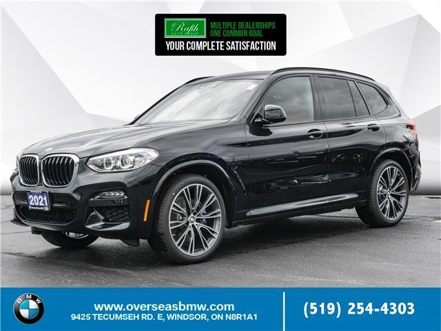2021 BMW X3 xDrive30i (Stk: B8573) in Windsor - Image 1 of 21