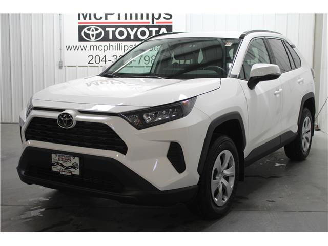2021 Toyota RAV4 LE (Stk: C211921) in Winnipeg - Image 1 of 21