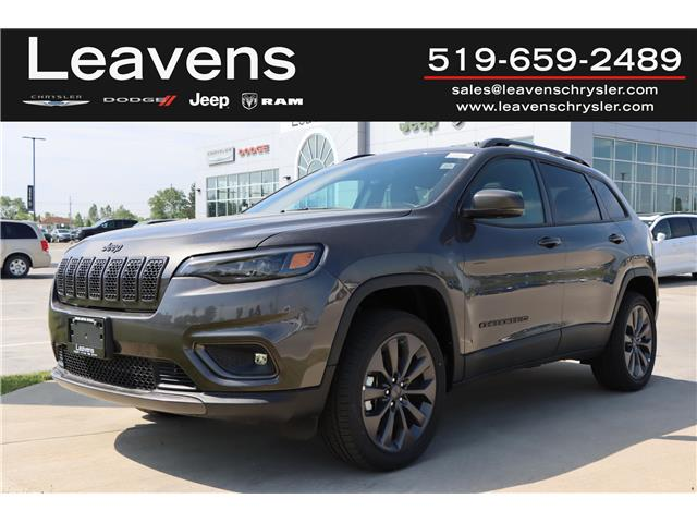 2021 Jeep Cherokee North (Stk: LC21065) in London - Image 1 of 24