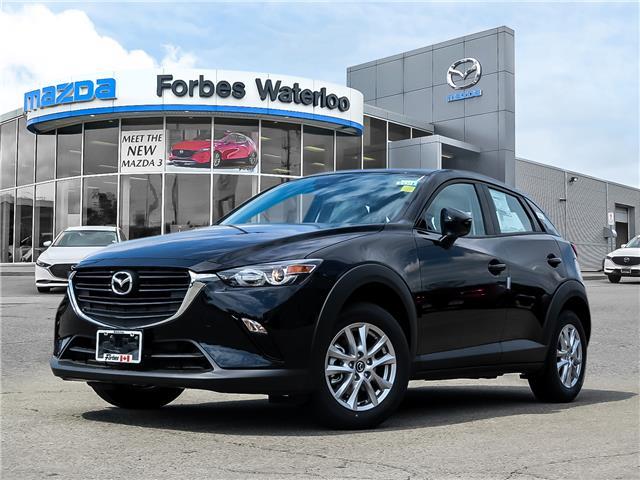 2021 Mazda CX-3 GS (Stk: G7278) in Waterloo - Image 1 of 15