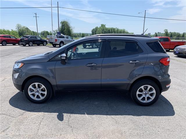 2018 Ford EcoSport SE (Stk: -) in Morrisburg - Image 1 of 15