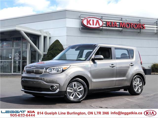 2018 Kia Soul EV EV Luxury (Stk: 2641) in Burlington - Image 1 of 19