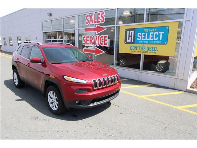 2016 Jeep Cherokee North (Stk: PW2106) in St. John\'s - Image 1 of 21