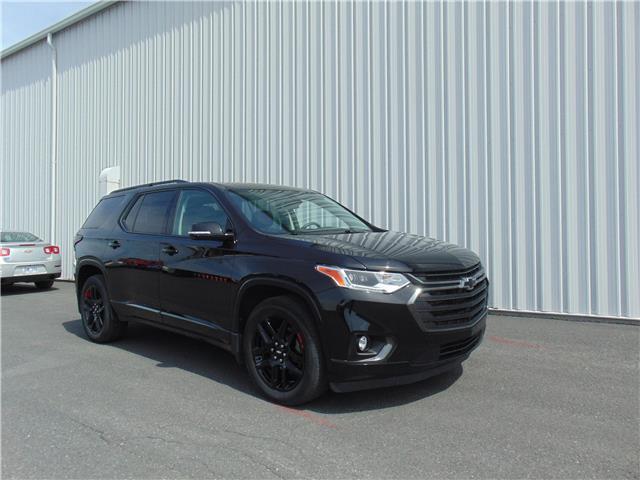 2018 Chevrolet Traverse Premier (Stk: CW70036) in St. John\'s - Image 1 of 29