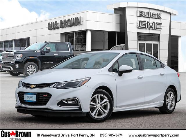 2017 Chevrolet Cruze LT Auto (Stk: 227403U) in PORT PERRY - Image 1 of 28