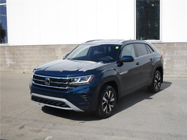 2021 Volkswagen Atlas Cross Sport 3.6 FSI Comfortline (Stk: 210313) in Regina - Image 1 of 42