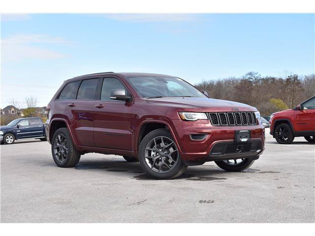 2021 Jeep Grand Cherokee Limited (Stk: 21105D) in London - Image 1 of 19