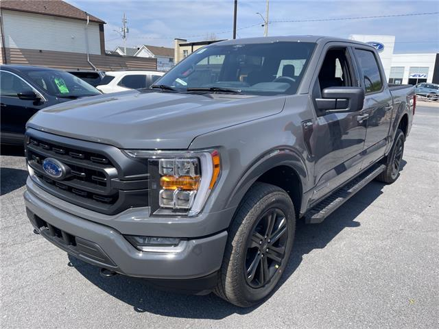 2021 Ford F-150 XLT (Stk: 21218) in Cornwall - Image 1 of 14