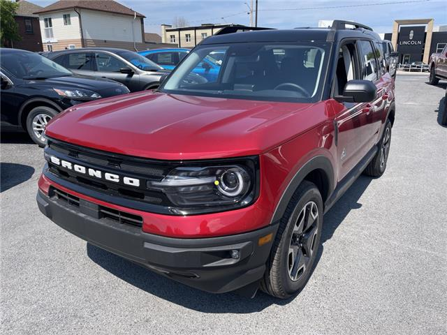2021 Ford Bronco Sport Outer Banks (Stk: 21185) in Cornwall - Image 1 of 14