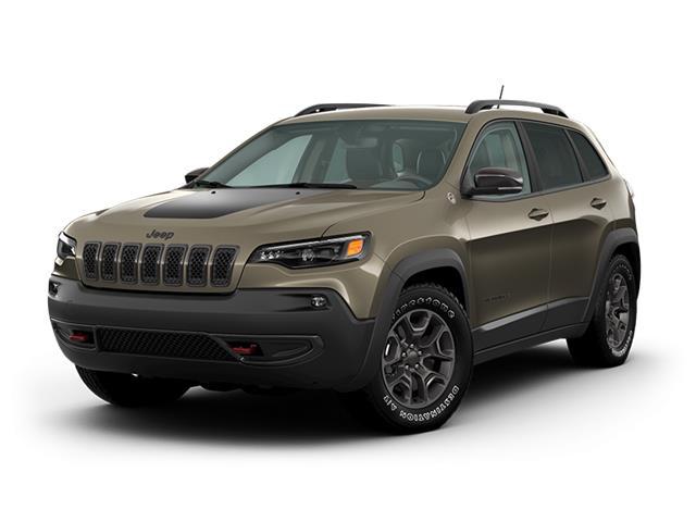 2021 Jeep Cherokee Trailhawk (Stk: ) in Miramichi - Image 1 of 1