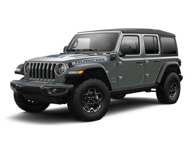 2021 Jeep Wrangler Unlimited 4xe Rubicon (Stk: ) in Miramichi - Image 1 of 1