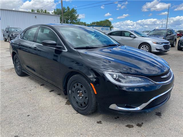 2015 Chrysler 200 Limited 1C3CCCAG4FN759204 21U122A in Wilkie
