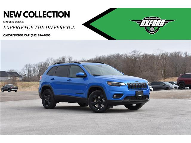 2021 Jeep Cherokee Altitude (Stk: 21371D) in London - Image 1 of 22
