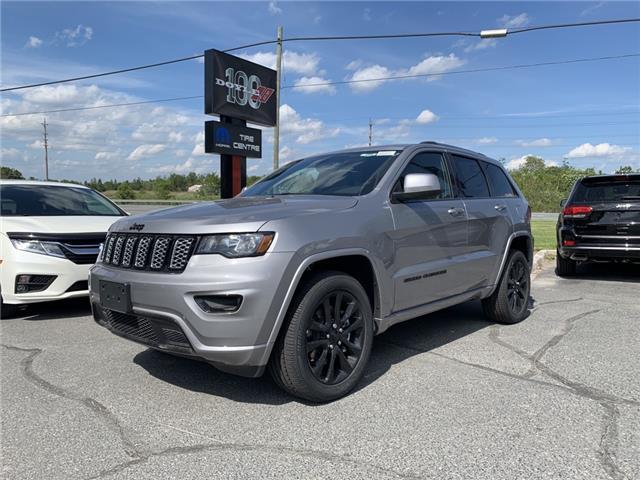 2021 Jeep Grand Cherokee Laredo (Stk: 6946) in Sudbury - Image 1 of 17