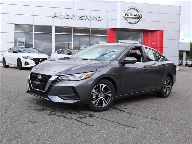 2021 Nissan Sentra SV (Stk: A21195) in Abbotsford - Image 1 of 29