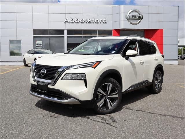 2021 Nissan Rogue Platinum (Stk: A21200) in Abbotsford - Image 1 of 29