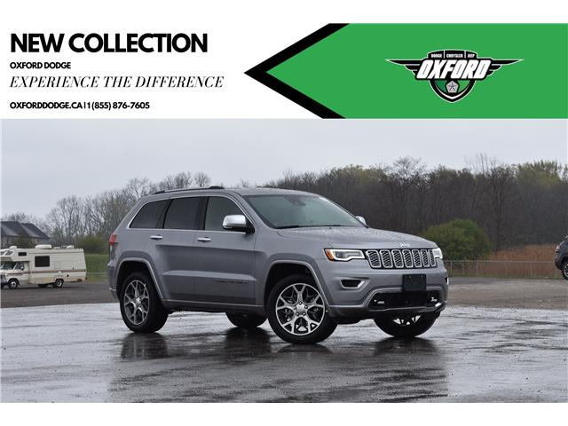 2021 Jeep Grand Cherokee Overland (Stk: 21452D) in London - Image 1 of 22