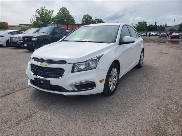 2016 Chevrolet Cruze Limited 1LT (Stk: 101039) in London - Image 1 of 8