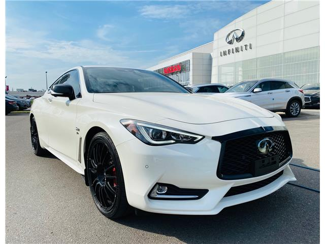 2019 Infiniti Q60 3.0t I-LINE RED SPORT (Stk: H9556A) in Thornhill - Image 1 of 25