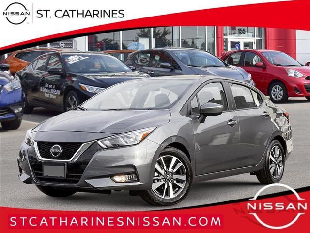 2021 Nissan Versa SV (Stk: VE21010) in St. Catharines - Image 1 of 23