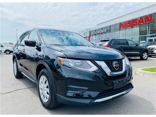 2018 Nissan Rogue S (Stk: N1929A) in Thornhill - Image 1 of 19
