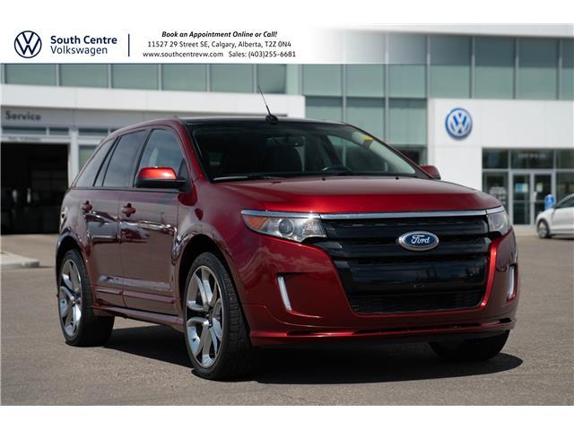 2013 Ford Edge Sport (Stk: 10163B) in Calgary - Image 1 of 41