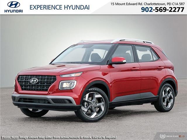 2021 Hyundai Venue Trend (Stk: N1400) in Charlottetown - Image 1 of 23