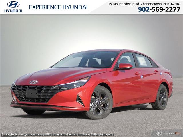 2021 Hyundai Elantra Preferred w/Sun & Tech Pkg (Stk: N1394) in Charlottetown - Image 1 of 23