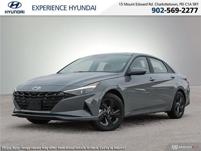 2021 Hyundai Elantra Preferred w/Sun & Tech Pkg (Stk: N1396) in Charlottetown - Image 1 of 23